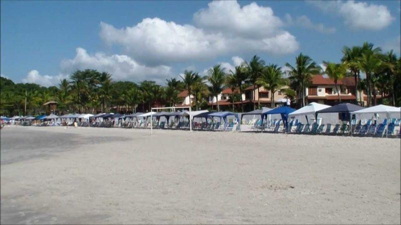 Engenho. A praia é uma opção aos turistas que querem fugir das rotas mais óbvias de São Sebastião. O local recebeu esse nome por ter abrigado um engenho de açúcar - Reprodução YouTube - Reprodução YouTube/Rota de Férias/ND