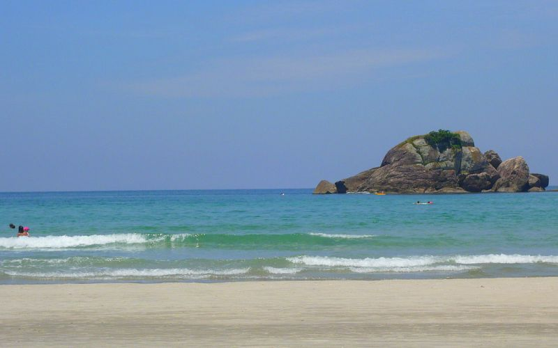 Juquehy. A praia reúne agito, surfistas e banhistas em diferentes pontos - Bruno C . on Visualhunt / CC BY-NC-ND - Bruno C . on Visualhunt / CC BY-NC-ND/Rota de Férias/ND