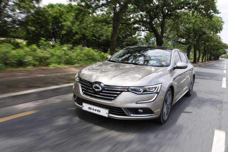 A Renault-Samsung também faz parte do grupo - Foto: Divulgação - Foto: Divulgação /Garagem 360/ND
