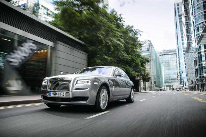 A Rolls-Royce é a outra integrante do grupo BMW - Foto: Divulgação - Foto: Divulgação/Garagem 360/ND