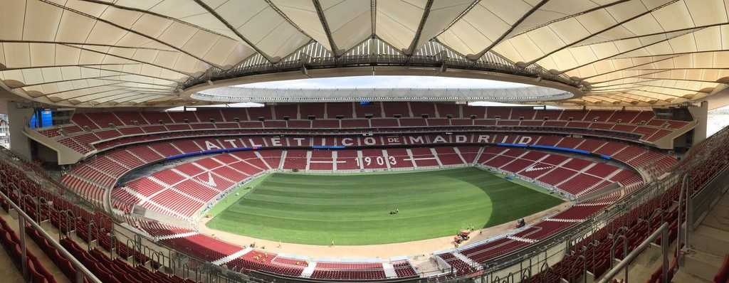 Estádio Wanda Metropolitano - HansPermana on Visualhunt / CC BY-NC - HansPermana on Visualhunt / CC BY-NC /Rota de Férias/ND