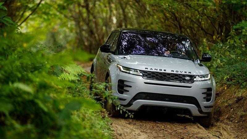 Novo Land Rover Evoque chega ao Brasil por R$ 322.300 - Foto: Divulgação