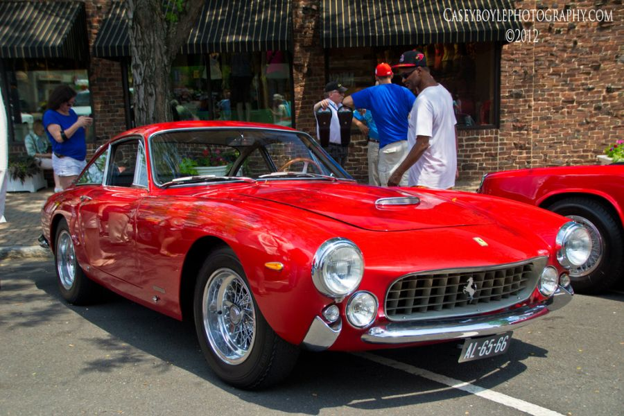 Ferrari 250 Lusso Berlinetta (1962): uma das diversas carrocerias que a Ferrari 250 recebeu, a Lusso Berlinetta tinha design mais conservador, mas com um motor V12 de 240 cv embaixo do capô - Foto: CaseyBoylePhotography via Visual Hunt / CC BY-ND - Foto: CaseyBoylePhotography via Visual Hunt / CC BY-ND/Garagem 360/ND