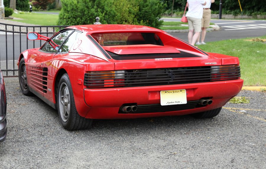 Ferrari Testarossa - Foto: vetaturfumare - thanks for 2 MILLION views!!! via VisualHunt / CC BY-SA - Foto: vetaturfumare - thanks for 2 MILLION views!!! via VisualHunt / CC BY-SA/Garagem 360/ND