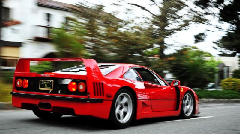 Ferrari F40 - Foto: DryHeatPanzer via Visual hunt / CC BY-NC-SA - Foto: DryHeatPanzer via Visual hunt / CC BY-NC-SA/Garagem 360/ND
