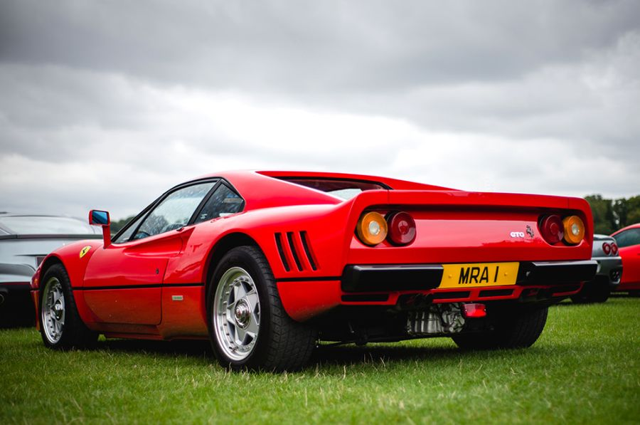 Ferrari 288 GTO - Foto: Dave Adams Automotive Images via VisualHunt.com / CC BY-NC-SA - Foto: Dave Adams Automotive Images via VisualHunt.com / CC BY-NC-SA/Garagem 360/ND