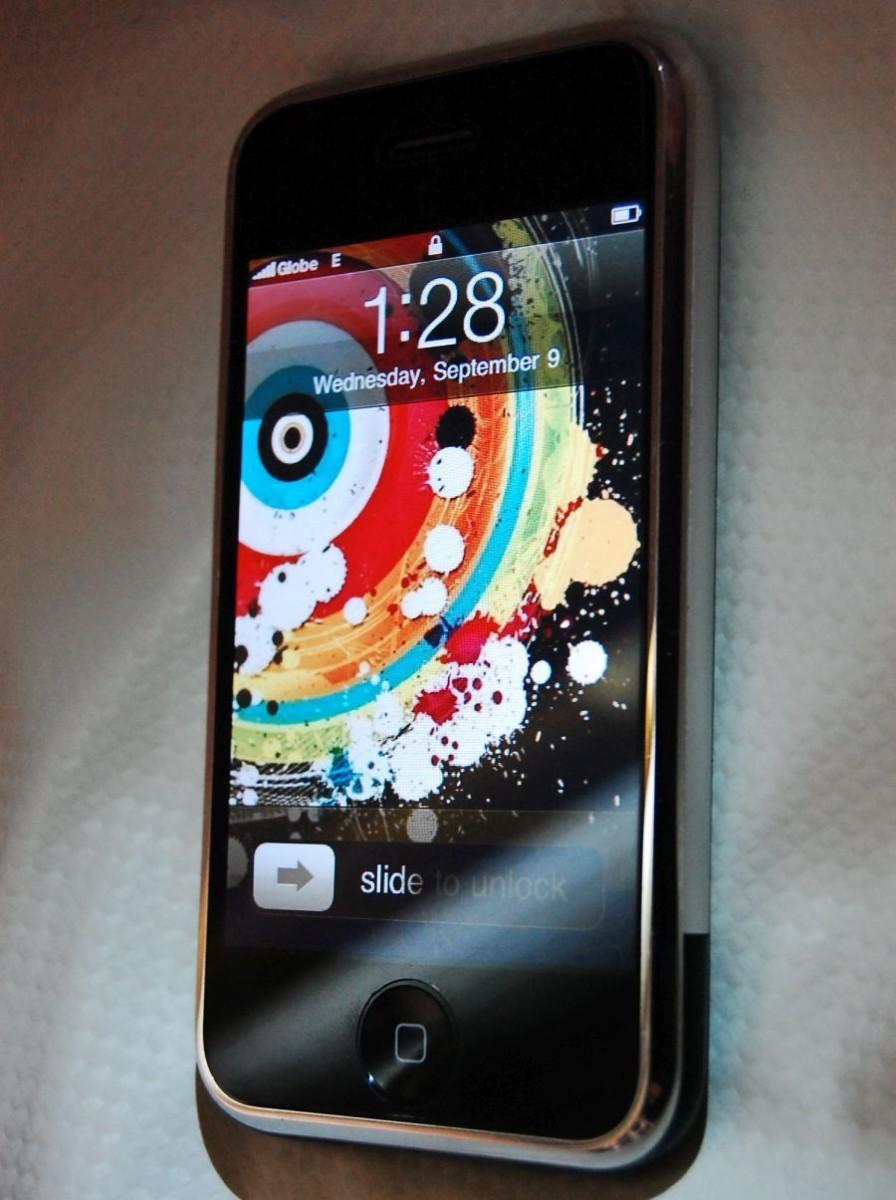 Aparelho que mudou o conceito de smartphone, o primeiro iPhone foi anunciado pela Apple em 2007. - Crédito: xoxohaz via Visualhunt.com / CC BY-NC-SA/33Giga/ND
