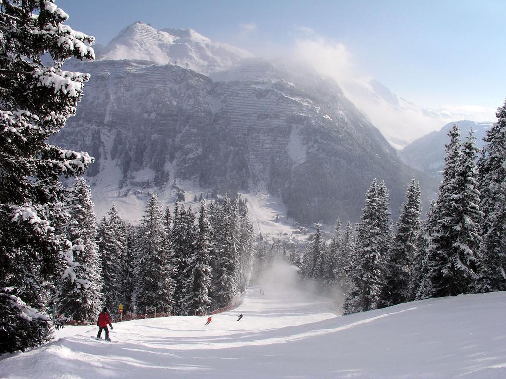 Melhoresestações de esqui do mundo - Lech, Arlberg - Áustria - Joao Maximo on VisualHunt.com / CC BY - Joao Maximo on VisualHunt.com / CC BY/Rota de Férias/ND