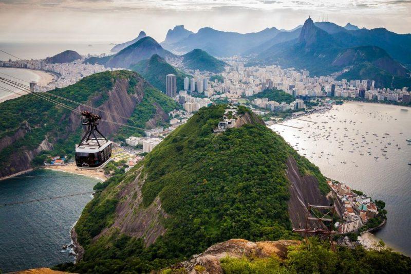 Rio de Janeiro, Brasil - Pixabay - Pixabay/Rota de Férias/ND