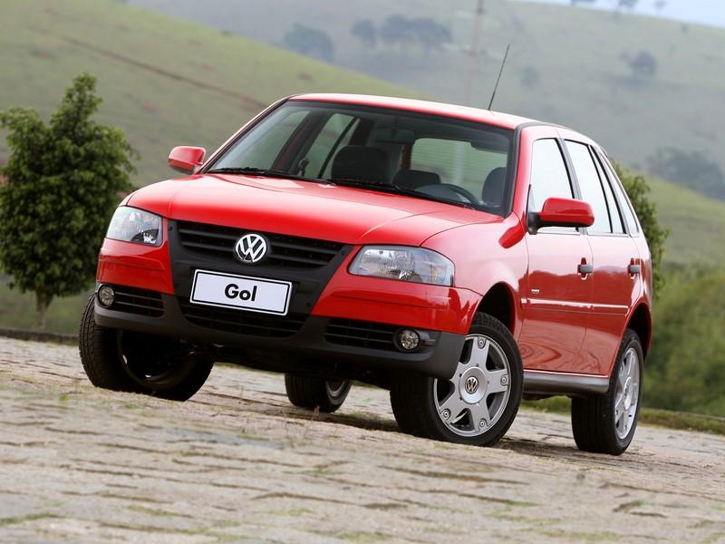 1º- VW Gol: 108.260 unidades - Foto: Divulgação - Foto: Divulgação/Garagem 360/ND