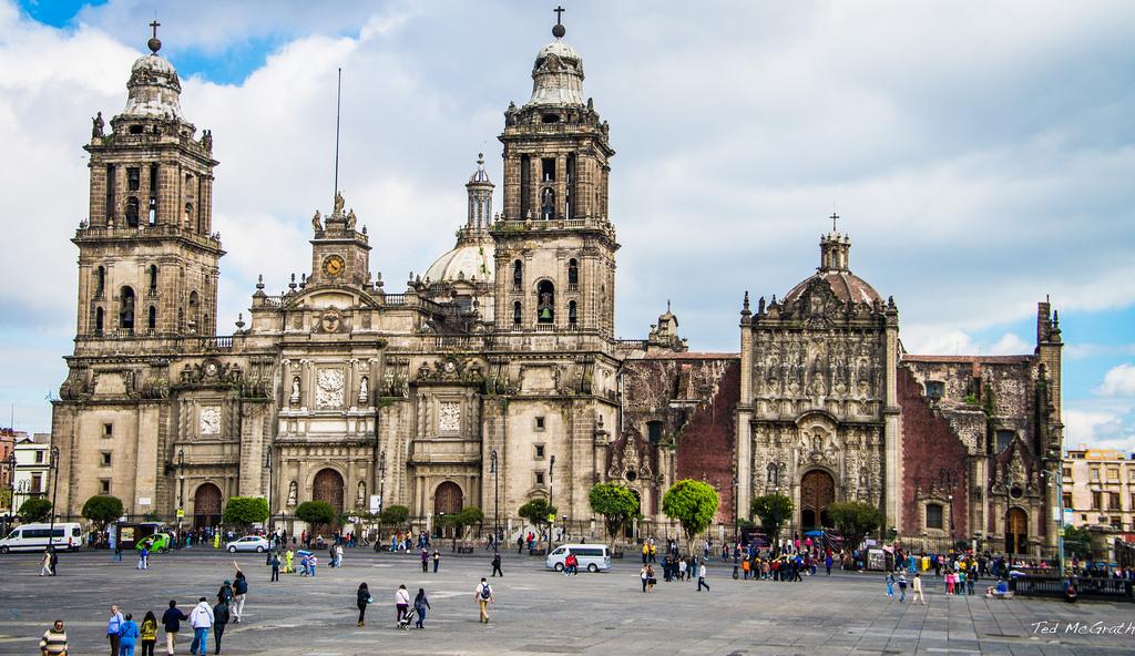 Conheça os destinos para visitar em 2019 - Cidade do México, no México - Ted's photos - Returns late Feb on VisualHunt.com / CC BY-NC-SA - Ted's photos - Returns late Feb on VisualHunt.com / CC BY-NC-SA/Rota de Férias/ND