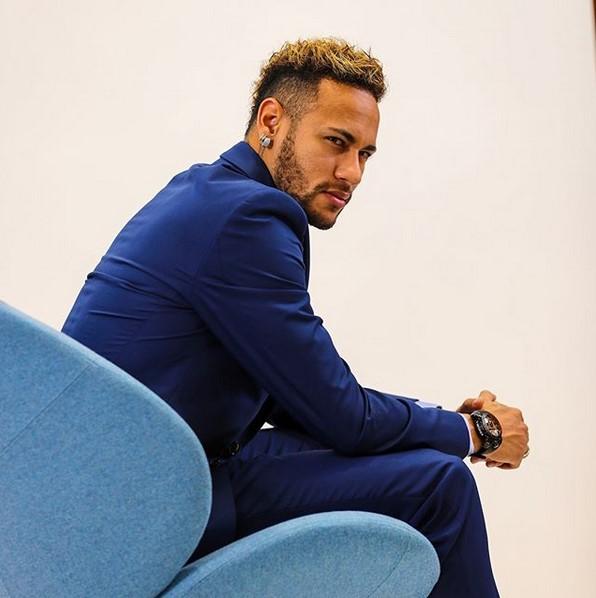 1. Neymar Jr. (www.instagram.com/neymarjr) – 120 milhões de seguidores - Crédito: Reprodução Instagram/33Giga/ND
