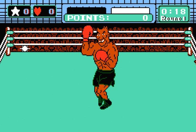 Famosos que apareceram em games: Mike Tyson – Punch Out!! (1987) - Crédito: Divulgação/33Giga/ND