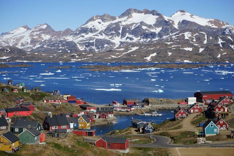 Gronelândia - Pixabay - Pixabay/Rota de Férias/ND