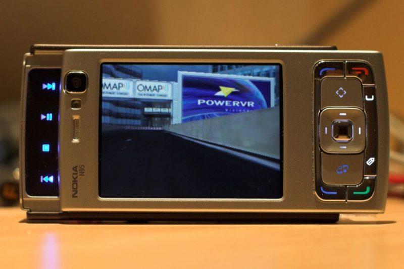 O Nokia N95 teve uma legião de fãs com seu sistema operacional Symbian. O aparelho foi lançado em 2007. - Crédito: Steve 2.0 via Visual Hunt / CC BY-SA/33Giga/ND