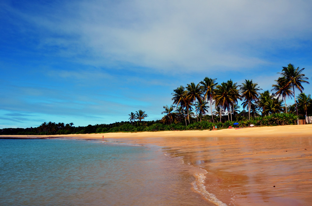 Trancoso, Brasil - Rodrigo_Soldon on Visualhunt.com / CC BY-ND - Rodrigo_Soldon on Visualhunt.com / CC BY-ND/Rota de Férias/ND