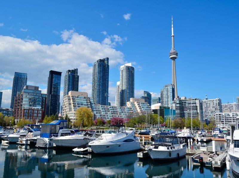 Toronto, Canadá - ElasticComputeFarm por Pixabay - ElasticComputeFarm por Pixabay/Rota de Férias/ND