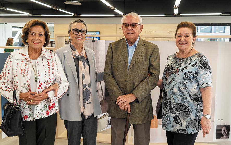Aniversário de 40 anos da Portobello e lançamento do Projeto Lastras - Ricardo Wolffenbuttel/Acervo Portobello