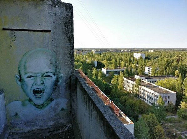 @charlie.tango.chernobyl - Crédito: Reprodução Instagram/33Giga/ND