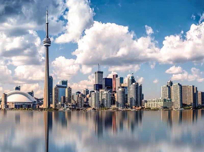 Toronto, Canadá - Gerald Friedrich por Pixabay - Gerald Friedrich por Pixabay/Rota de Férias/ND