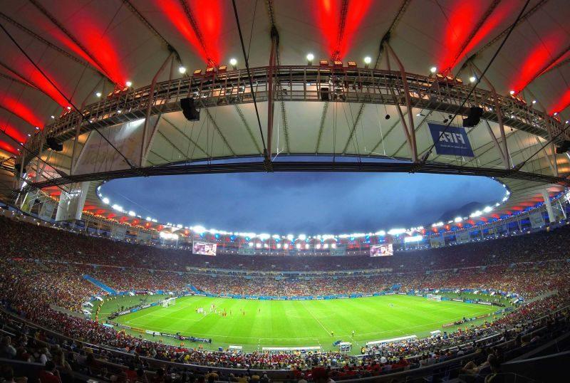 O Maracanã é o estádio mais clássico do mundo - João Paulo Engelbrecht/Riotour - João Paulo Engelbrecht/Riotour/Rota de Férias/ND