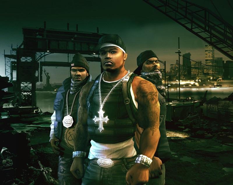 50 Cent – 50 Cent: Bulletproof (2005) - Crédito: Divulgação/33Giga/ND