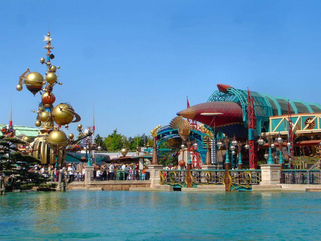 Disneyland, Paris - Pixabay - Pixabay /Rota de Férias/ND
