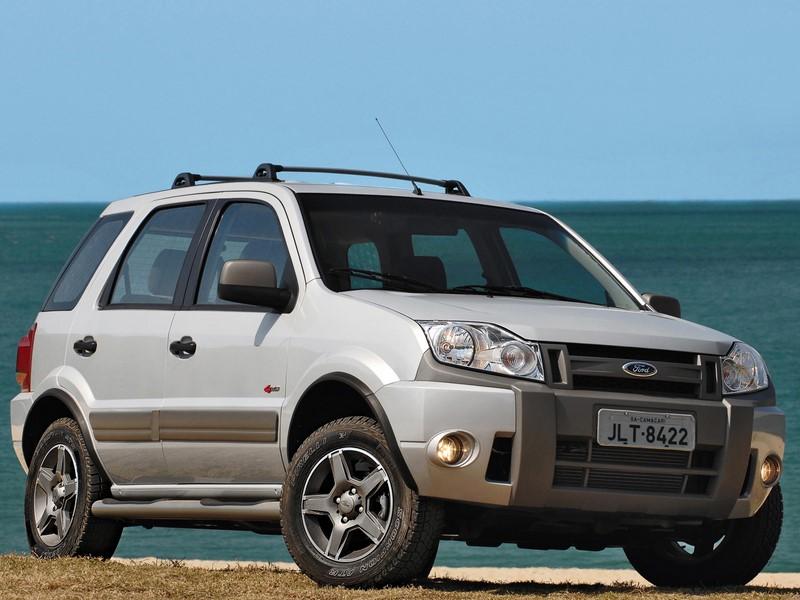 13º- Ford Ecosport: 19.782 unidades - Foto: Divulgação - Foto: Divulgação/Garagem 360/ND