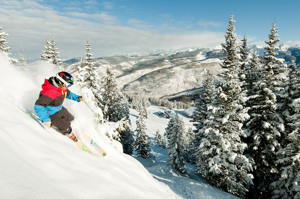 Vail, Colorado - EUA - snowbuzz on Visualhunt / CC BY-ND - snowbuzz on Visualhunt / CC BY-ND/Rota de Férias/ND
