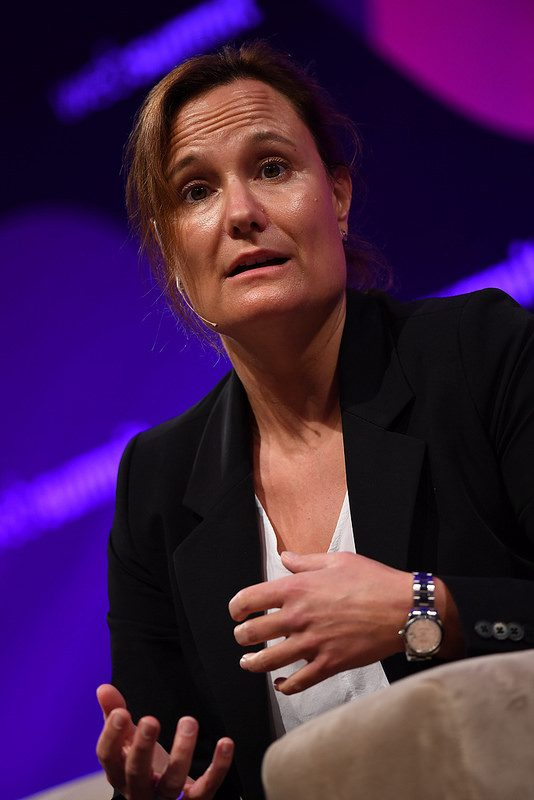 13. Gillian Tans – CEO do Booking.com - Crédito: Web Summit on Visual Hunt / CC BY/33Giga/ND