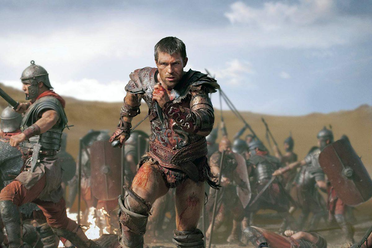 6. Spartacus – Nota: 9,4 - Crédito: Divulgação/33Giga/ND