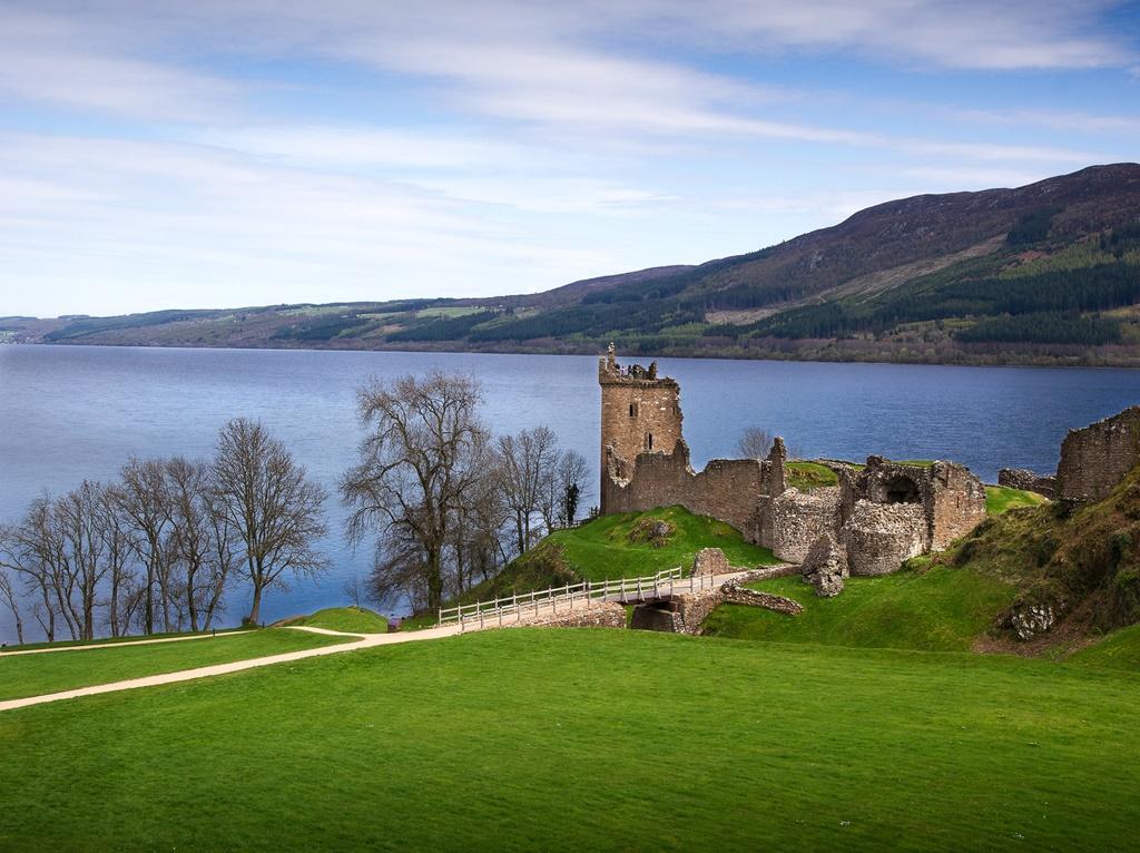 Castelo Urquhart, Lago Ness, Escócia - Charlón on Visual Hunt / CC BY-NC-ND - Charlón on Visual Hunt / CC BY-NC-ND/Rota de Férias/ND