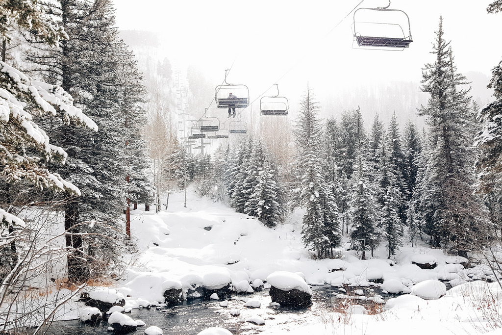 Vail, Colorado - EUA - mr-numb on Visual Hunt / CC BY-NC-ND - mr-numb on Visual Hunt / CC BY-NC-ND/Rota de Férias/ND