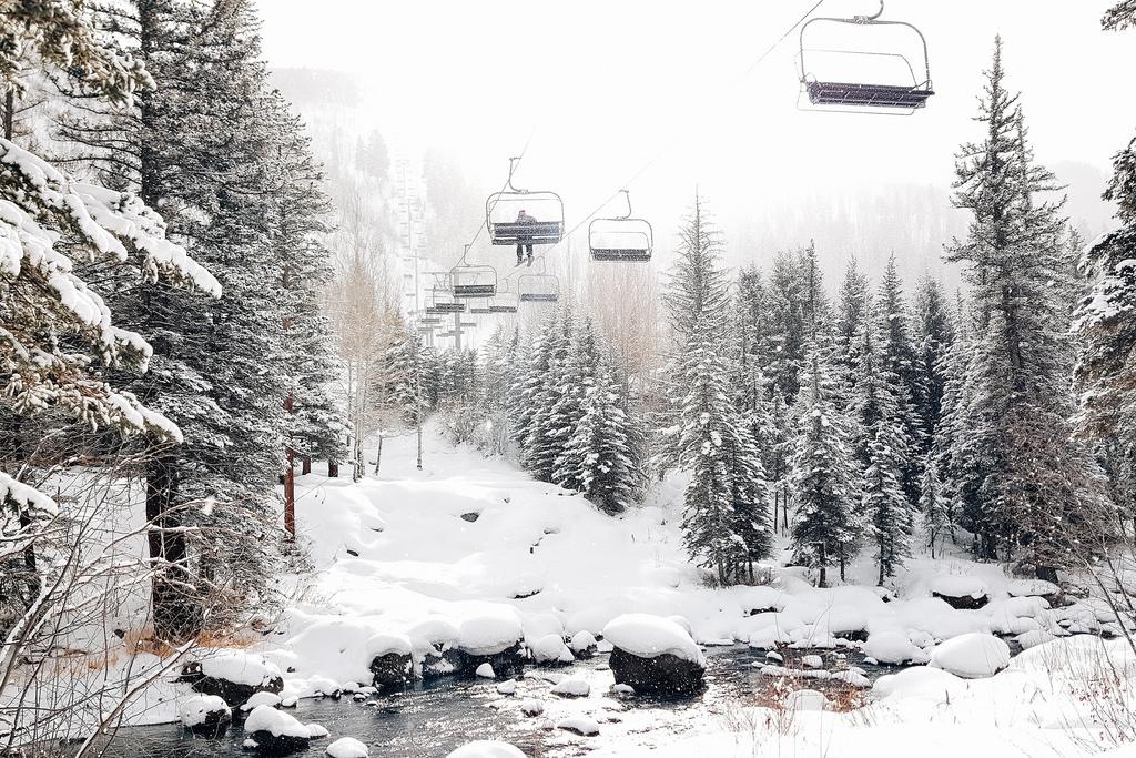 Vail, Colorado - EUA - mr-numb on Visual Hunt / CC BY-NC-ND - mr-numb on Visual Hunt / CC BY-NC-ND/Rota de Férias/ND