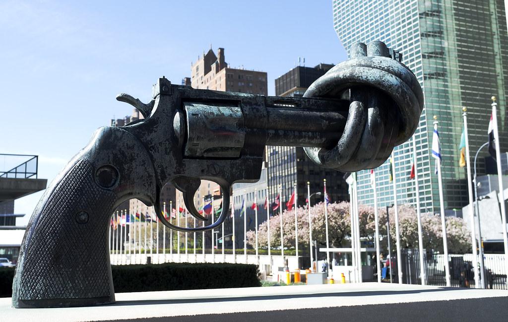Arma Amarrada, EUA - Michael Casey on Visual hunt / CC BY-NC-SA - Michael Casey on Visual hunt / CC BY-NC-SA/Rota de Férias/ND