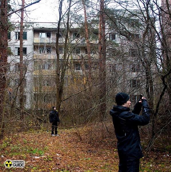 @chernobyl_guide - Crédito: Reprodução Instagram/33Giga/ND