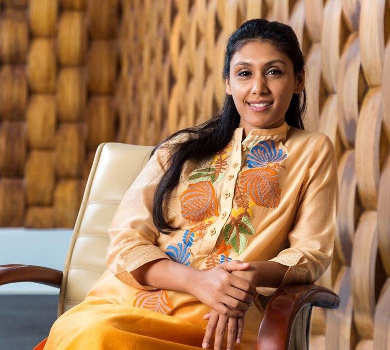 15. Roshni Nadar Malhotra – CEO da HCL Enterprise - Crédito: Divulgação/33Giga/ND