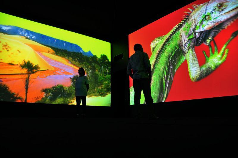 O Museu de Arte Moderna do Rio de Janeiro (MAM) chama a atenção pelas obras expostas e também por sua arquitetura arrojada - Alexandre Macieira/Riotur - Alexandre Macieira/Riotur/Rota de Férias/ND