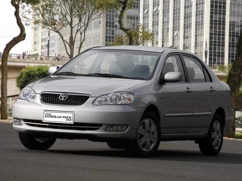 16º- Toyota Corolla: 15.947 unidades - Foto: Divulgação - Foto: Divulgação/Garagem 360/ND