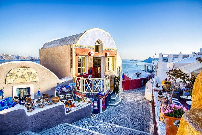 Confira um roteiro completo de um dia em Santorini: https://goo.gl/h3XWWI - Stavros A. via Visualhunt / CC BY-NC-ND - Stavros A. via Visualhunt / CC BY-NC-ND/Rota de Férias/ND