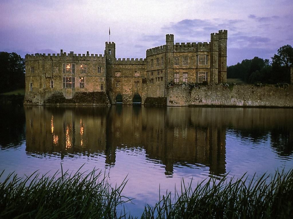 Castelo de Leeds, Inglaterra - NettyA on Visual Hunt / CC BY-NC-SA - NettyA on Visual Hunt / CC BY-NC-SA/Rota de Férias/ND