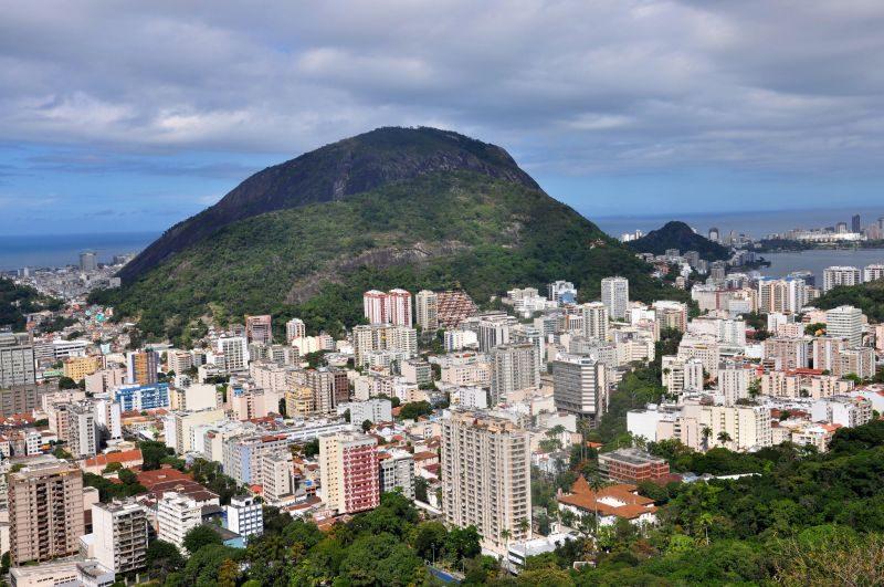 O bairro do Botafogo conta com bons parques e belas paisagens - Alexandre Macieira/Riotur - Alexandre Macieira/Riotur/Rota de Férias/ND