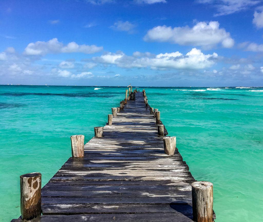 Cancún, México - Pixabay - Pixabay /Rota de Férias/ND