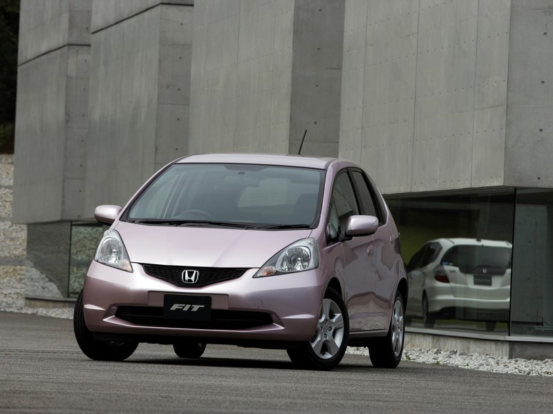 17º- Honda Fit: 15.307 unidades - Foto: Divulgação - Foto: Divulgação/Garagem 360/ND