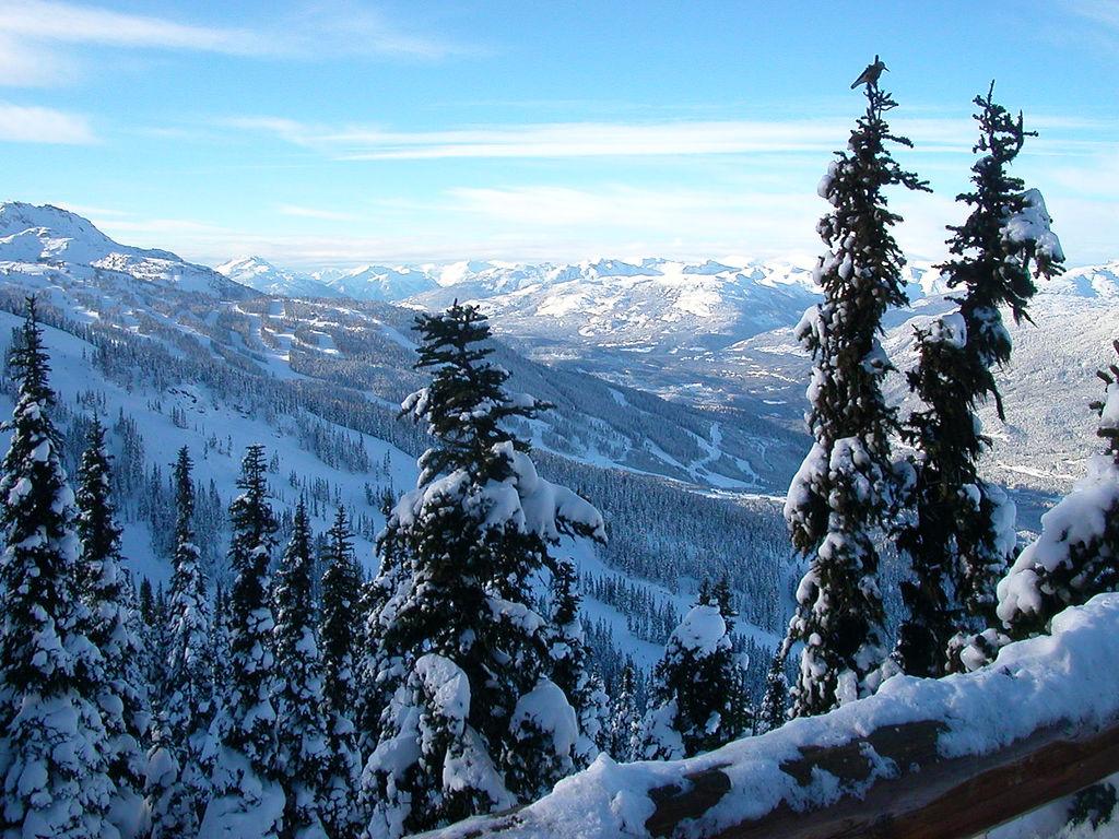 Whistler - Canadá - globalreset on Visual hunt / CC BY-SA - globalreset on Visual hunt / CC BY-SA/Rota de Férias/ND