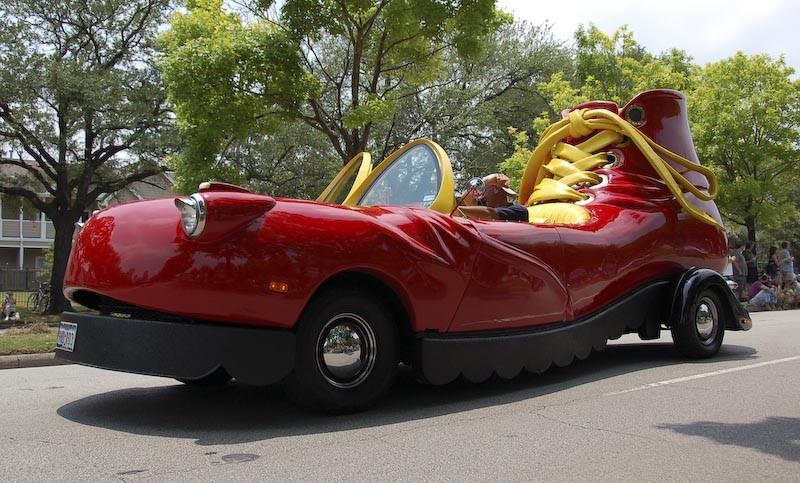 Quem é fã da rede McDonalds deveria andar a bordo de um carro inspirado no sapato do personagem Ronald - Foto: MacBook Joe via Visualhunt.com / CC BY-NC-ND - Foto: MacBook Joe via Visualhunt.com / CC BY-NC-ND/Garagem 360/ND