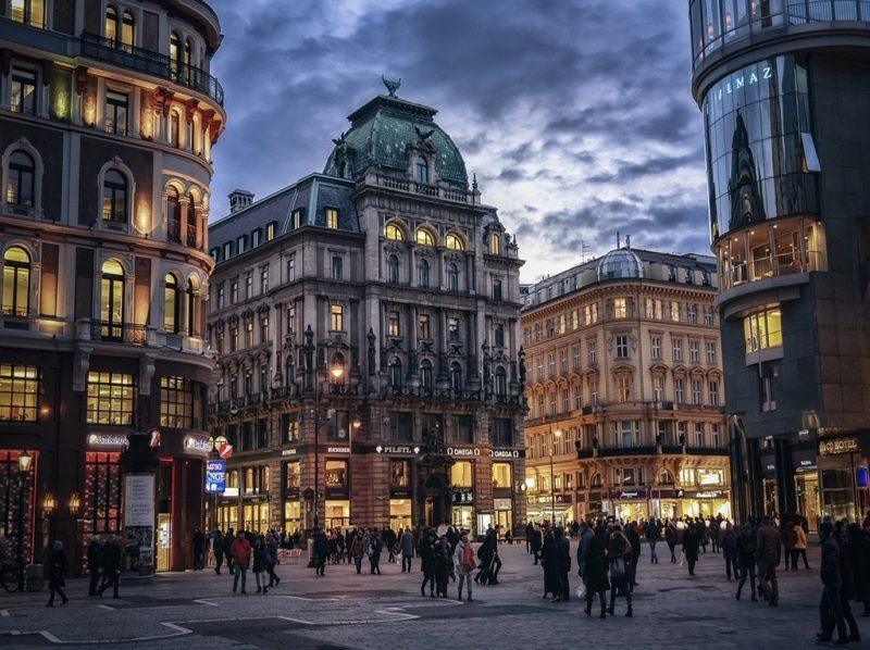 Viena, Áustria - tookapic por Pixabay - tookapic por Pixabay/Rota de Férias/ND