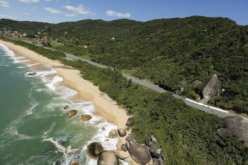 Praia Mato de Camboriú, Santa Catarina - prefeituradebc on Visual hunt / CC BY-NC - prefeituradebc on Visual hunt / CC BY-NC/Rota de Férias/ND
