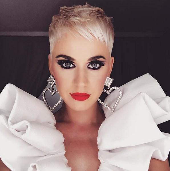 18. Katy Perry (https://www.youtube.com/KatyPerryMusic) – 32 milhões de inscritos - Crédito: Reprodução Instagram/33Giga/ND
