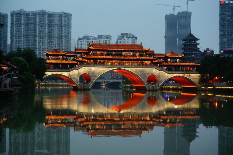 Chengdu, China - População: 10.152.000 - Andrew and Annemarie on Visualhunt / CC BY-SA - Andrew and Annemarie on Visualhunt / CC BY-SA /Rota de Férias/ND
